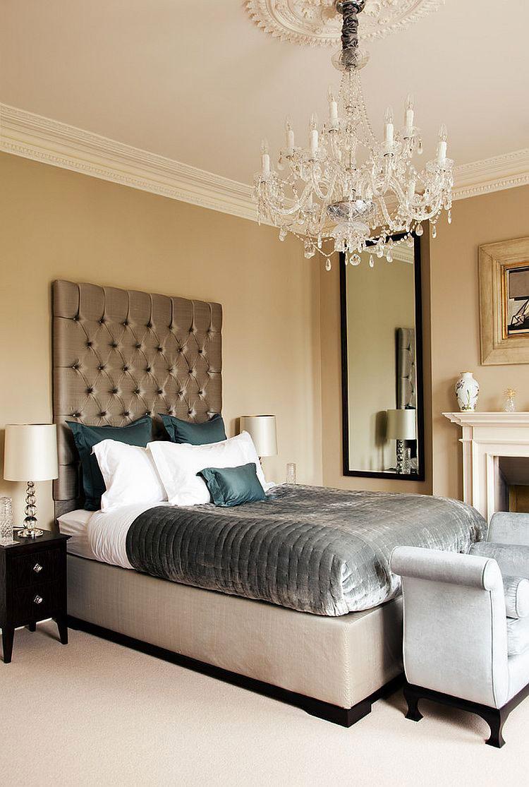 Idee per arredare la camera da letto in stile vittoriano n.05