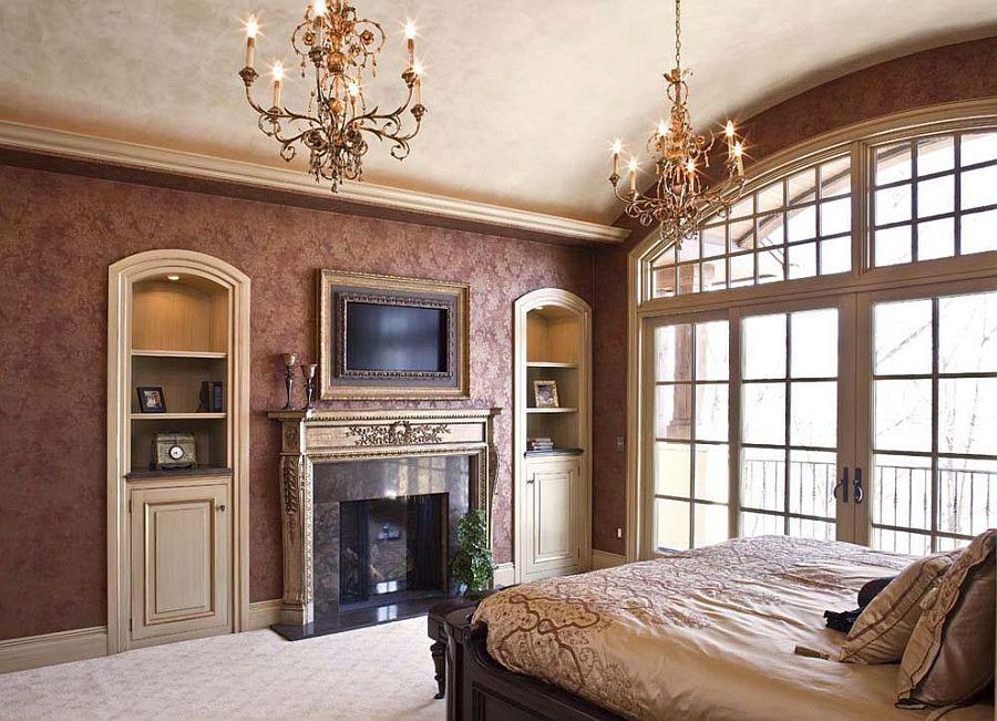 Idee per arredare la camera da letto in stile vittoriano n.11