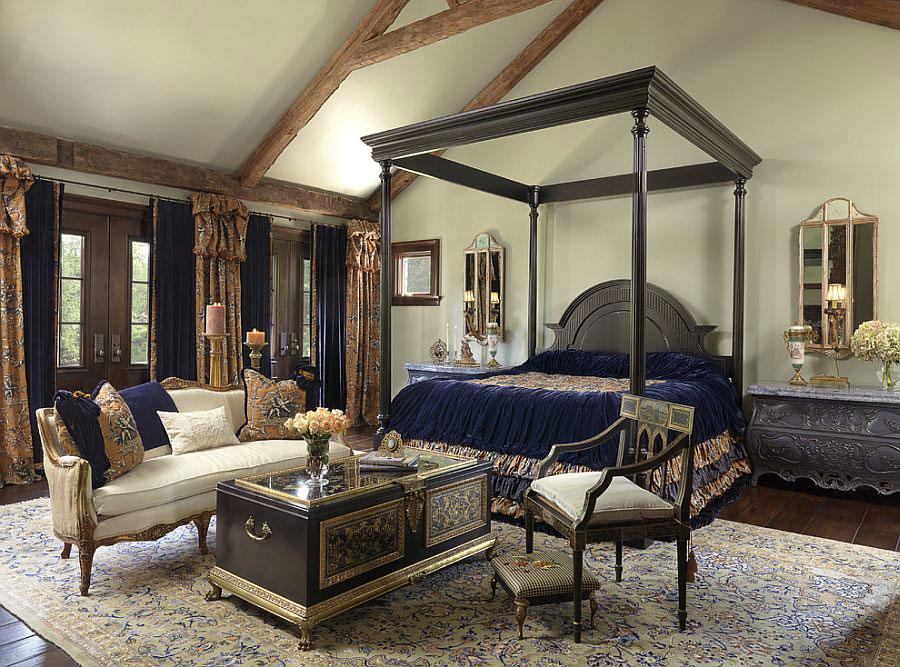 Idee per arredare la camera da letto in stile vittoriano n.13