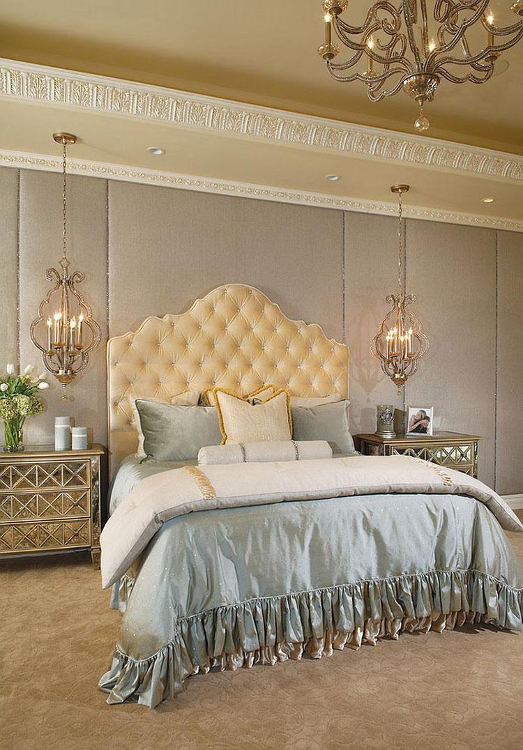 Idee per arredare la camera da letto in stile vittoriano n.15