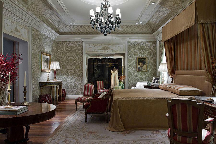 Idee per arredare la camera da letto in stile vittoriano n.17
