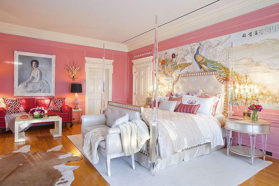 Idee per arredare la camera da letto in stile vittoriano n.18