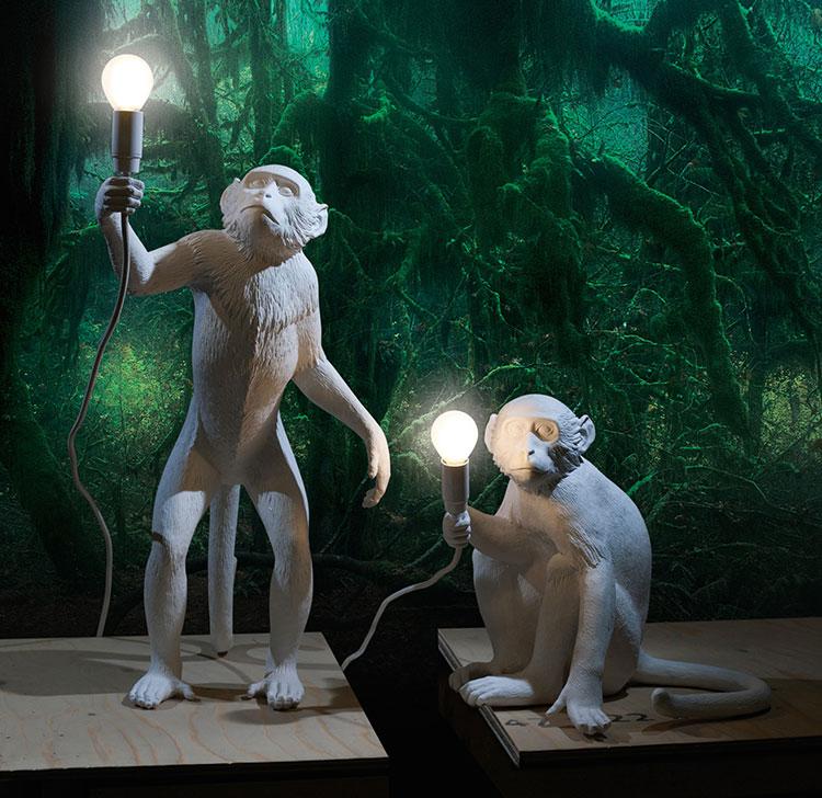 Lampade a forma di animali davvero originali n.06