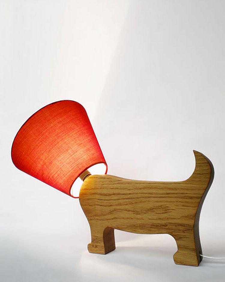 Lampade a forma di animali davvero originali n.26