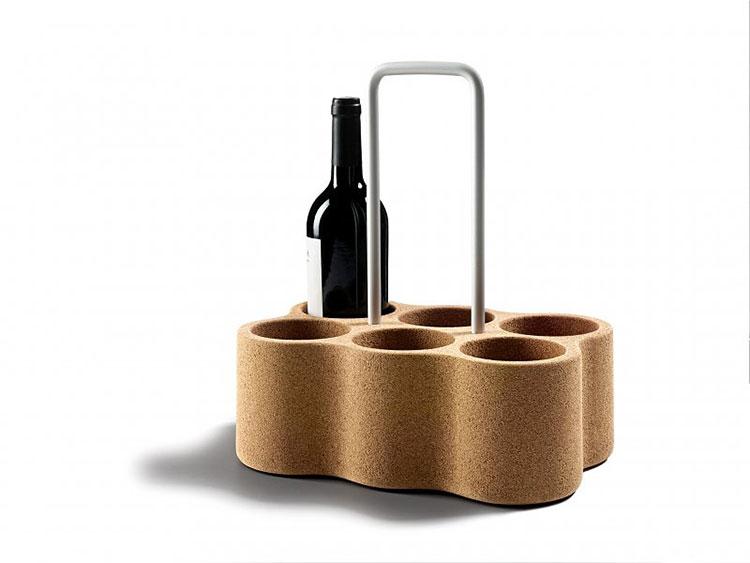 Mobili e oggetti design realizzati in sughero n.09