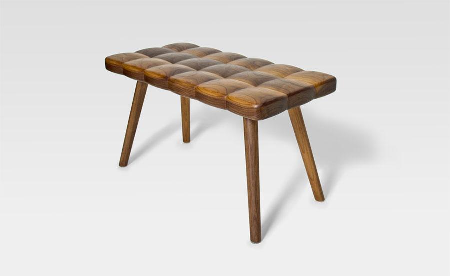 Spettacolari panche di design in legno n.07