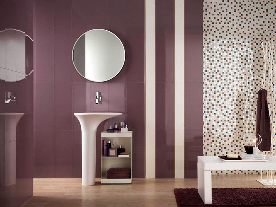 Piastrelle a mosaico per il bagno n.08