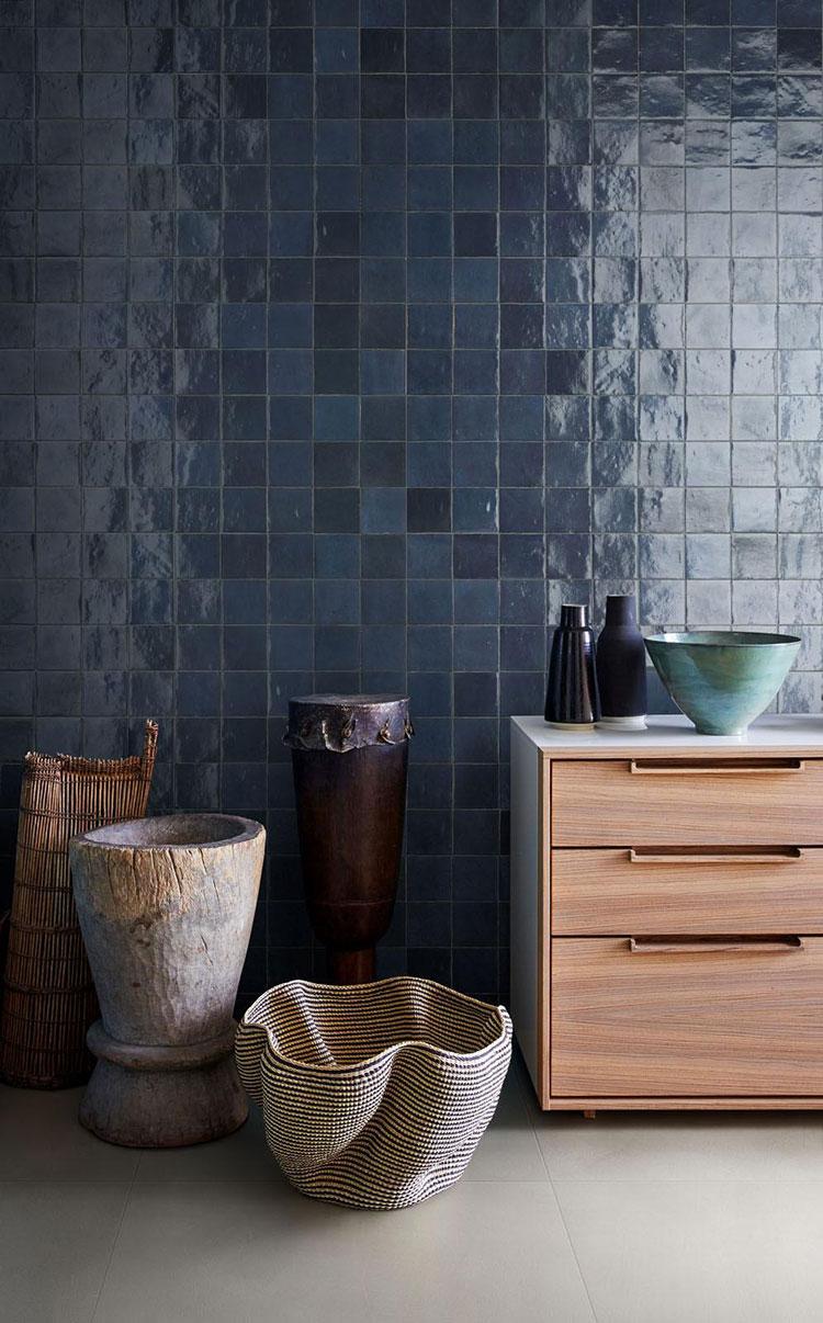 Piastrelle a mosaico per il bagno n.29