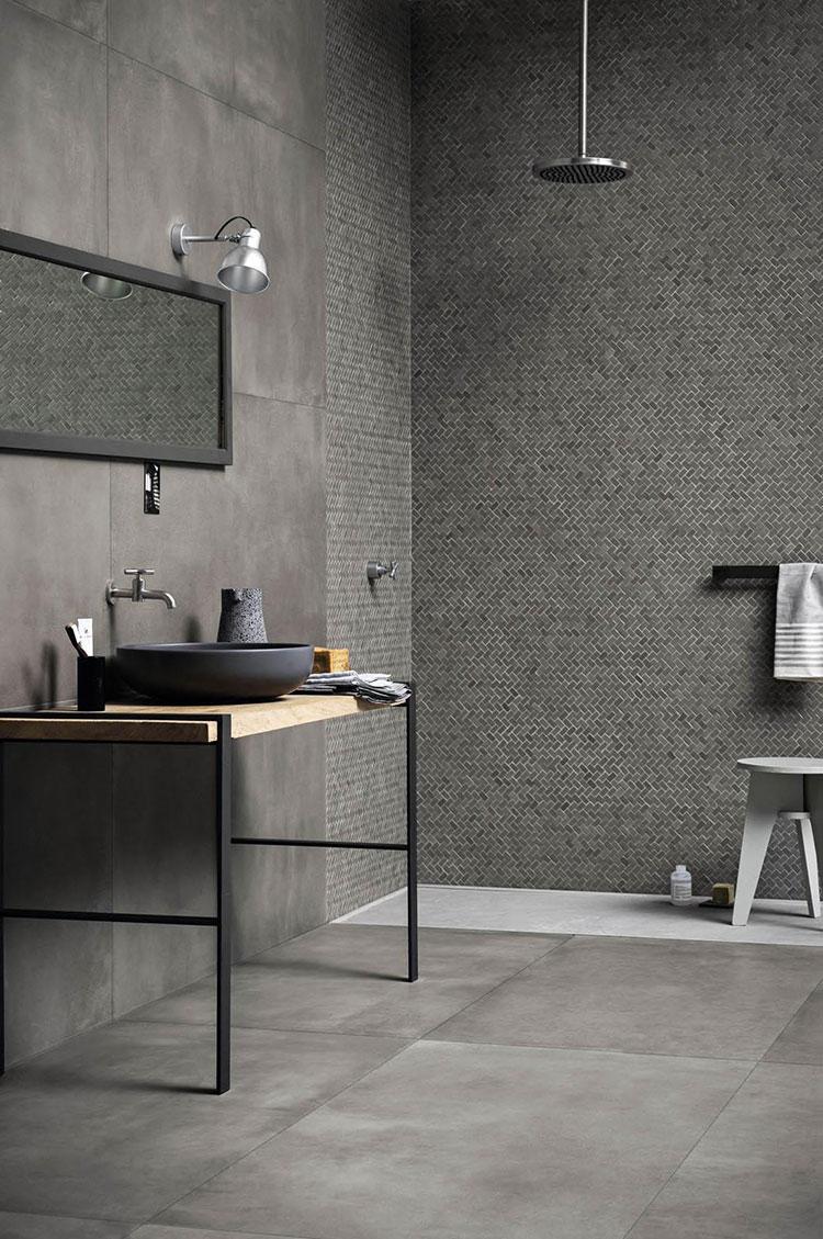 Piastrelle a mosaico per il bagno n.30