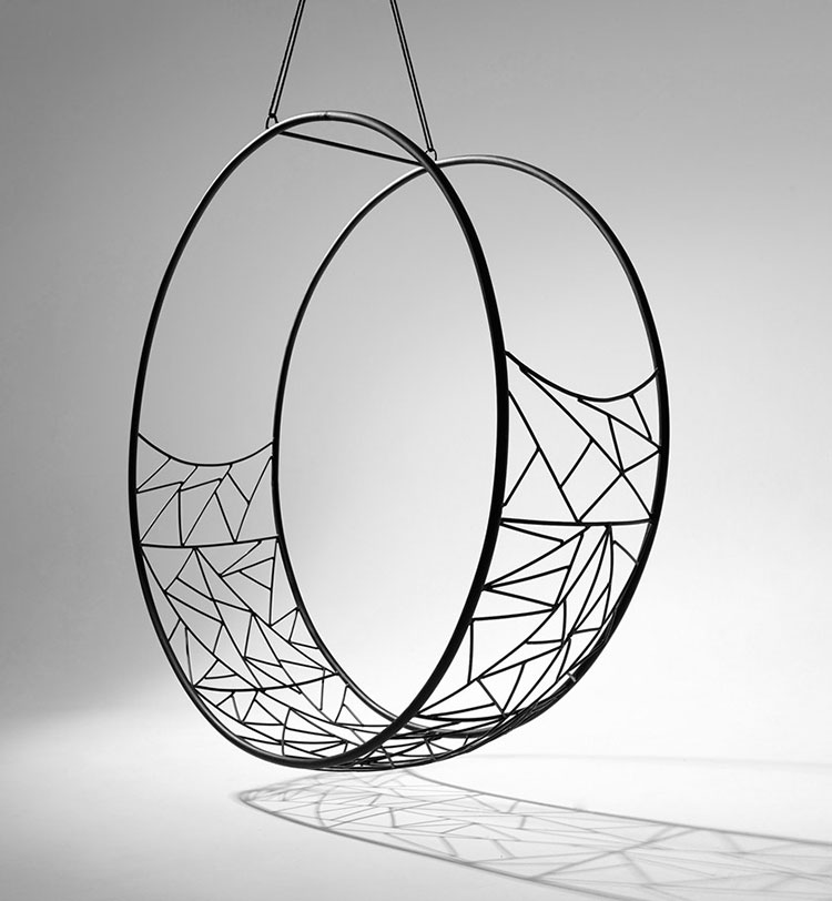 Modello di poltrona Sospesa di Studio Stirling n.02