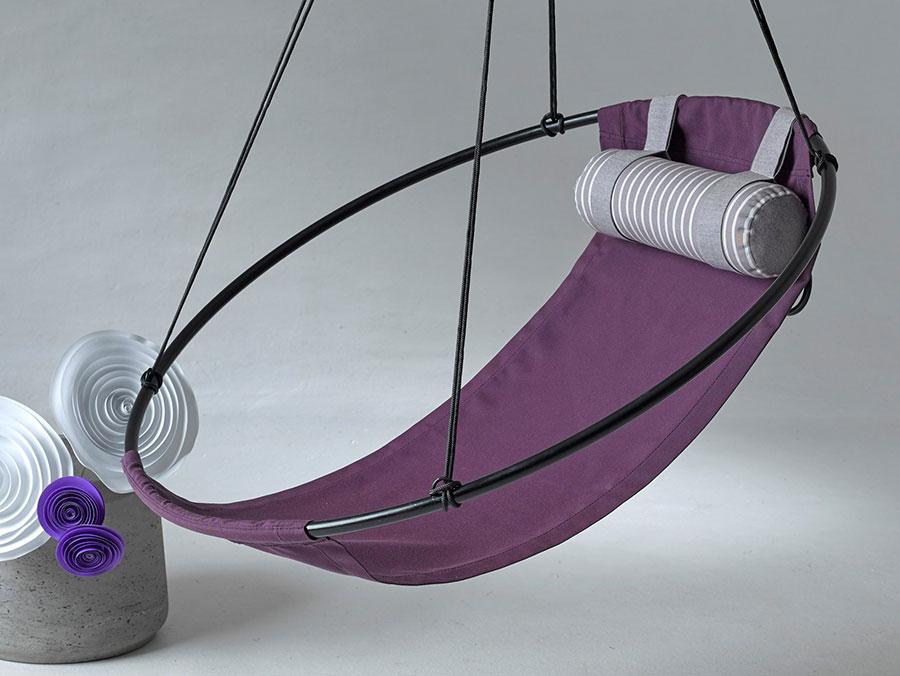 Modello di poltrona Sospesa di Studio Stirling n.03