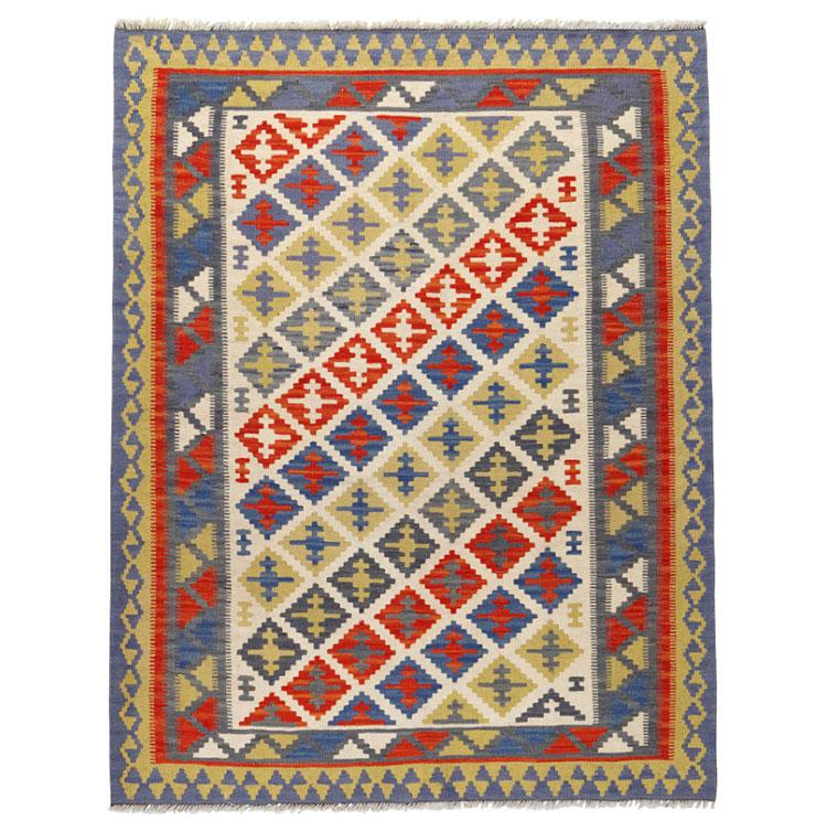 Modello di tappeto Kilim Ikea n.1
