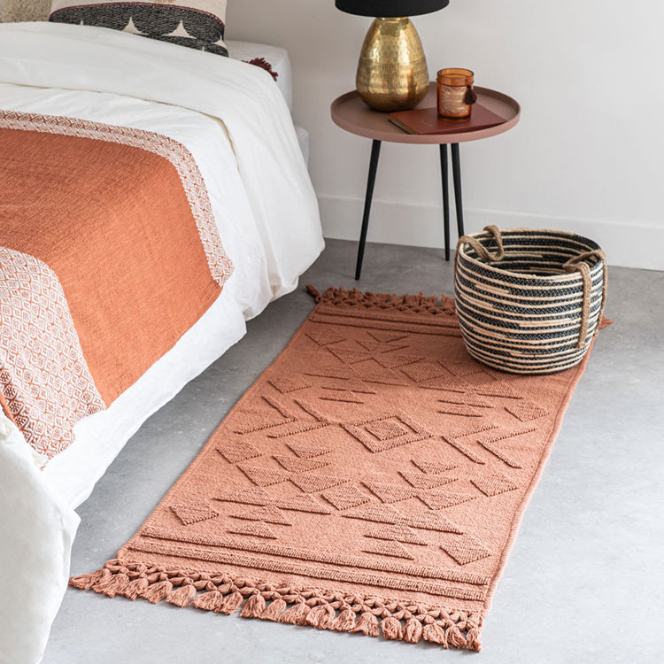 Modello di tappeto Kilim moderno n.4