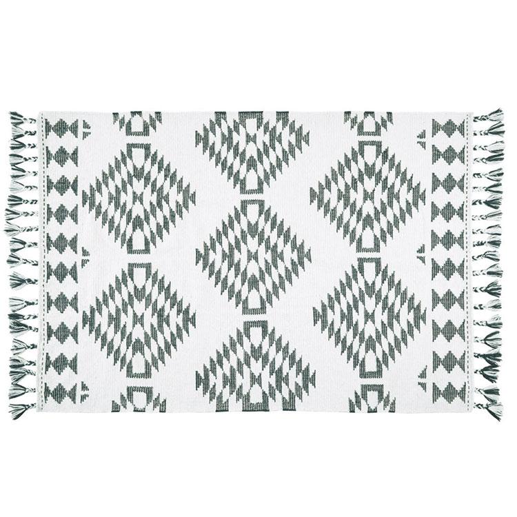 Modello di tappeto Kilim moderno n.5