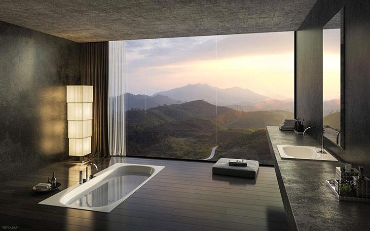 Vasche a Incasso dal Design Moderno  MondoDesign.it