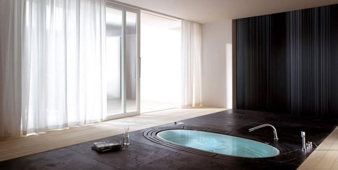 Vasche a Incasso dal Design Moderno