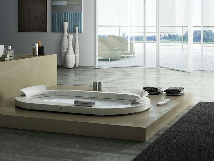 Vasche a incasso dal design moderno - Vasche da bagno ad incasso ...