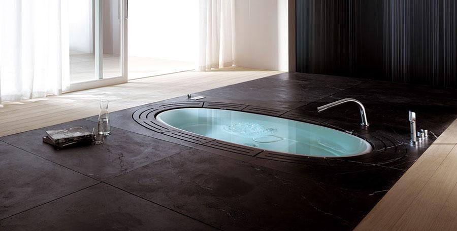 Vasche da incasso moderne