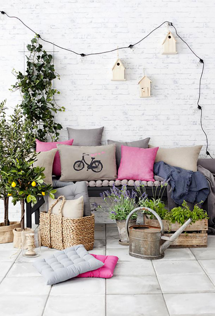 Arredo Balconi E Terrazze arredamento per balconi: semplici idee per piccoli spazi
