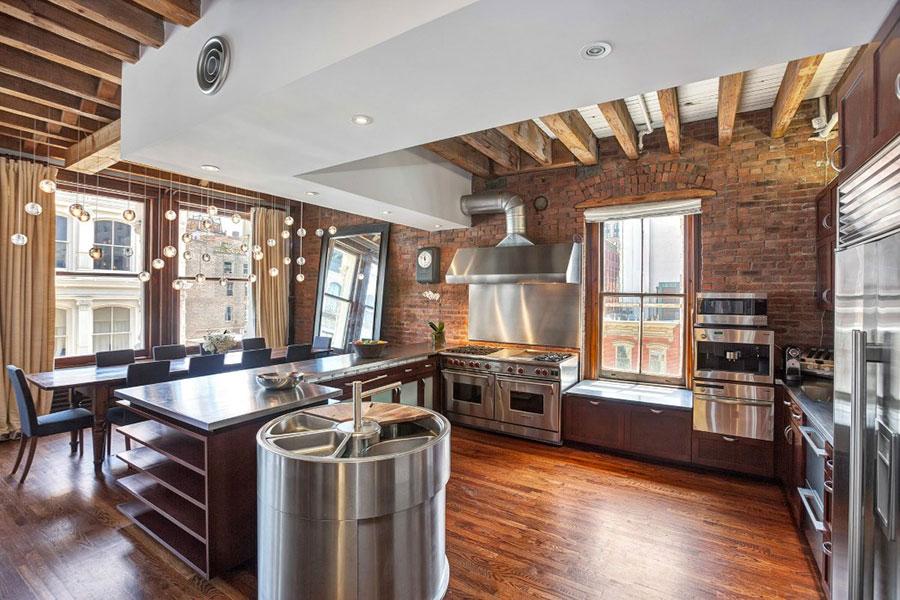 Come Arredare una Cucina Stile Industriale | MondoDesign.it