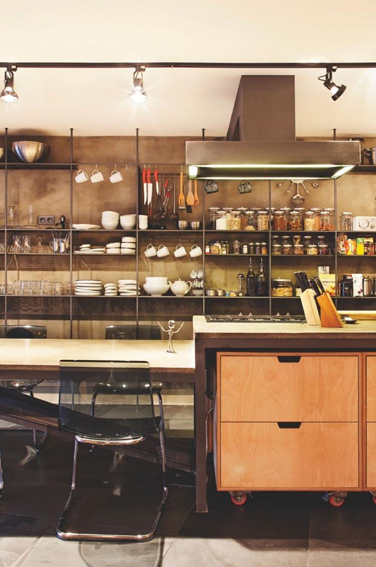 Arredamento per cucine industriali n.16