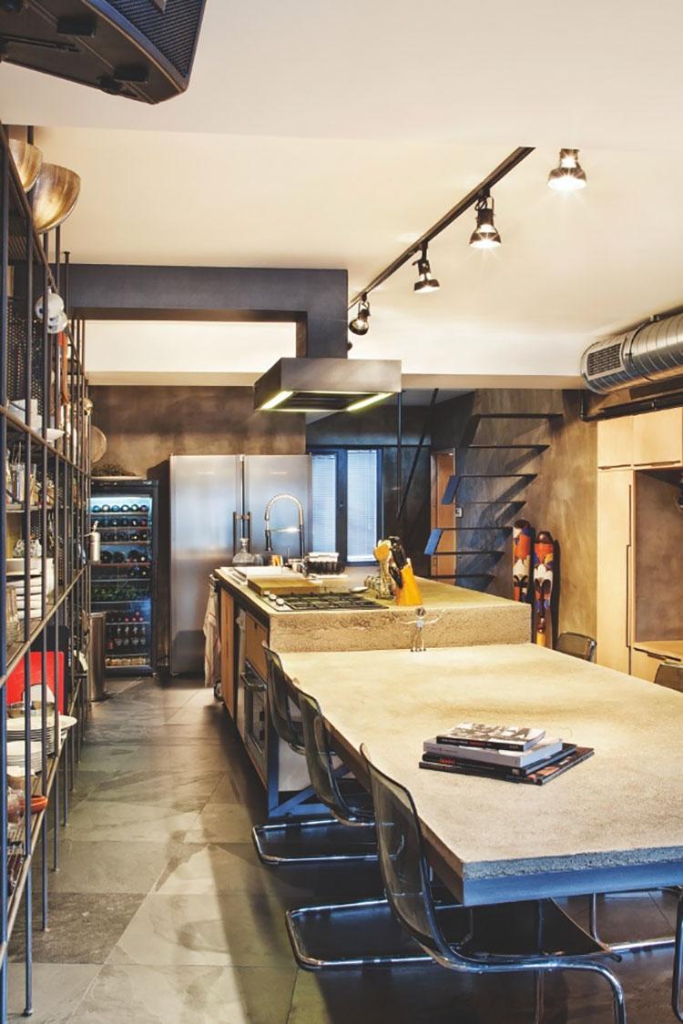 Arredamento per cucine industriali n.17