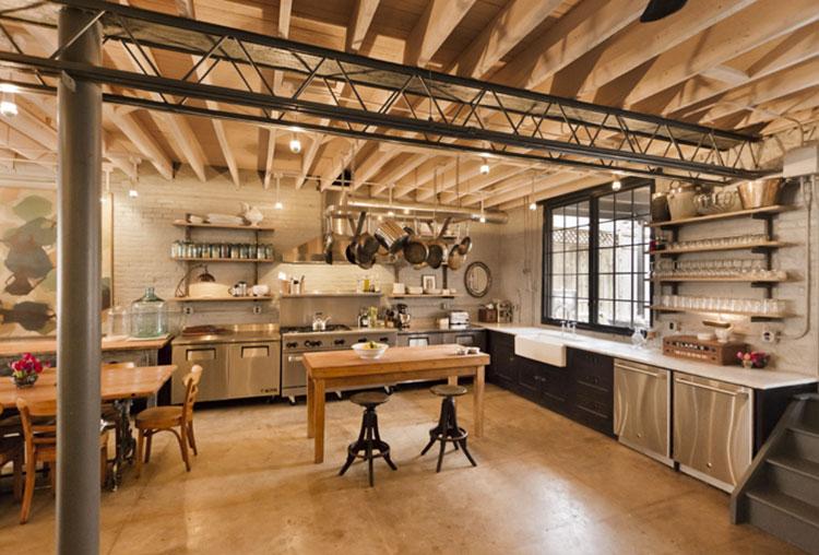 Arredamento per cucine industriali n.19