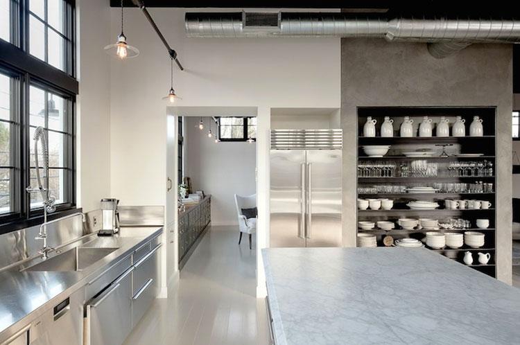 Arredamento per cucine industriali n.21