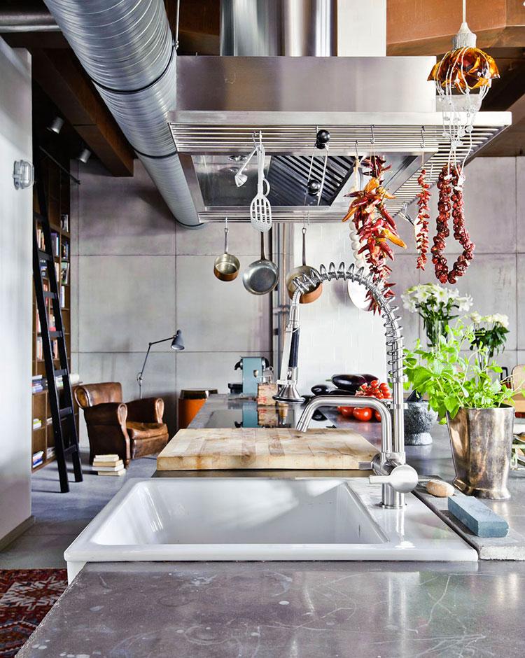 Arredamento per cucine industriali n.25