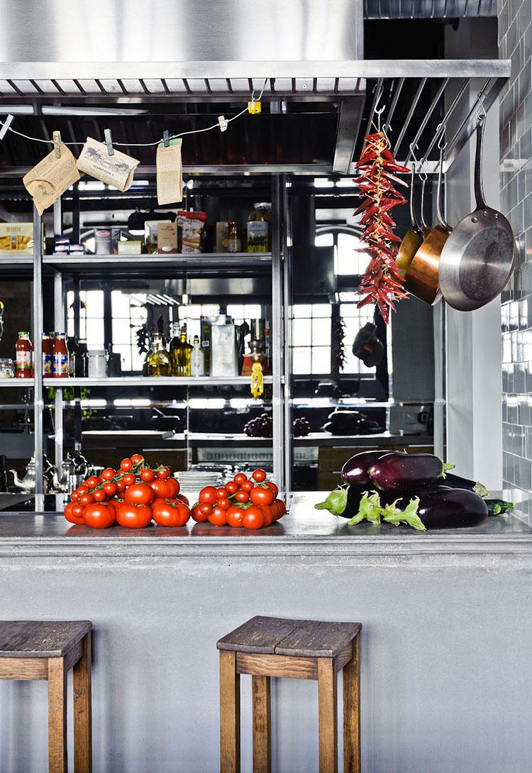 Arredamento per cucine industriali n.26