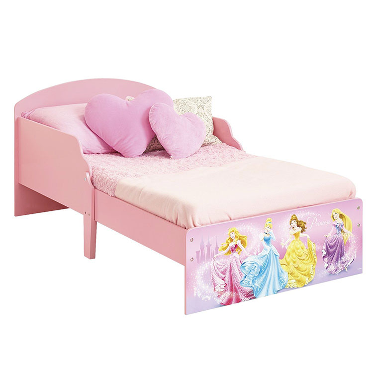 Letto delle principesse Disney per bambine n.04