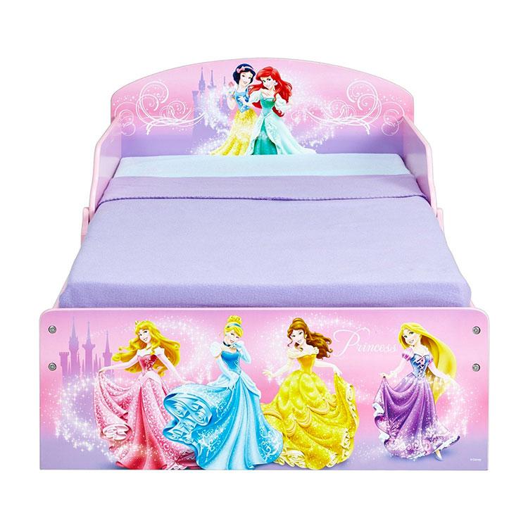 Letto delle principesse Disney per bambine n.06