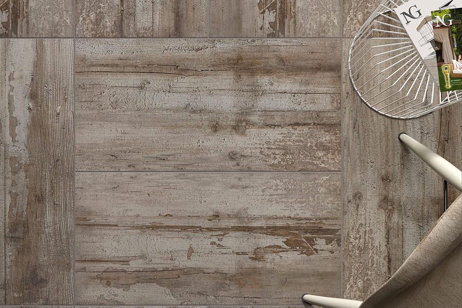 Piastrelle effetto legno in gres n.04