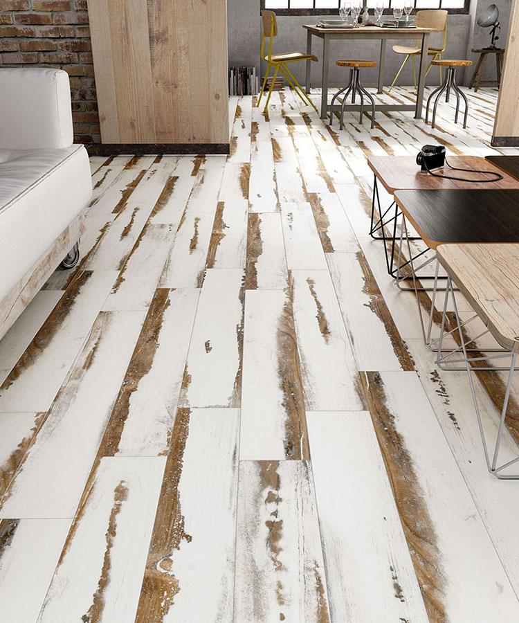 Piastrelle effetto legno in gres n.26