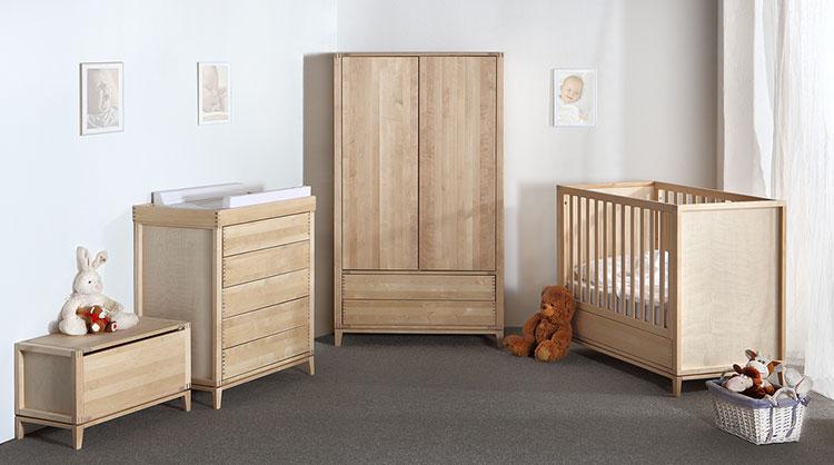 Modello di cameretta completa per neonati n.11