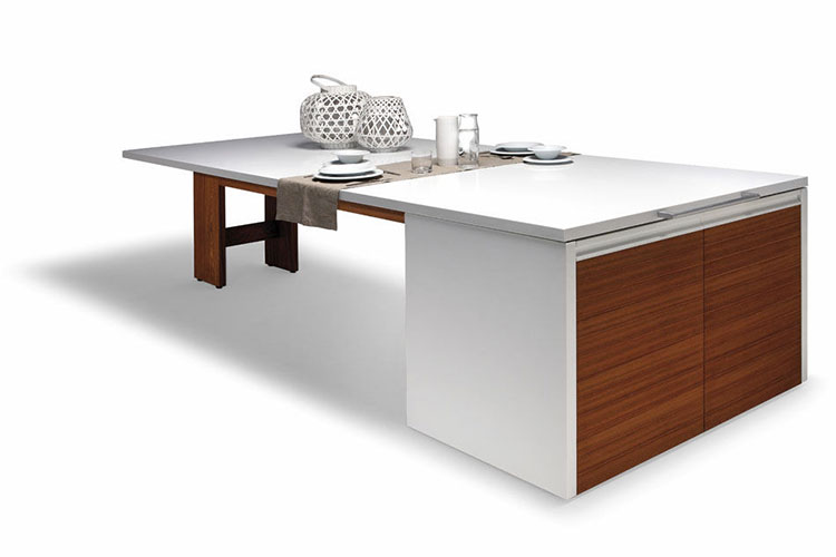 Cucina da esterno dal design moderno e funzionale n.09