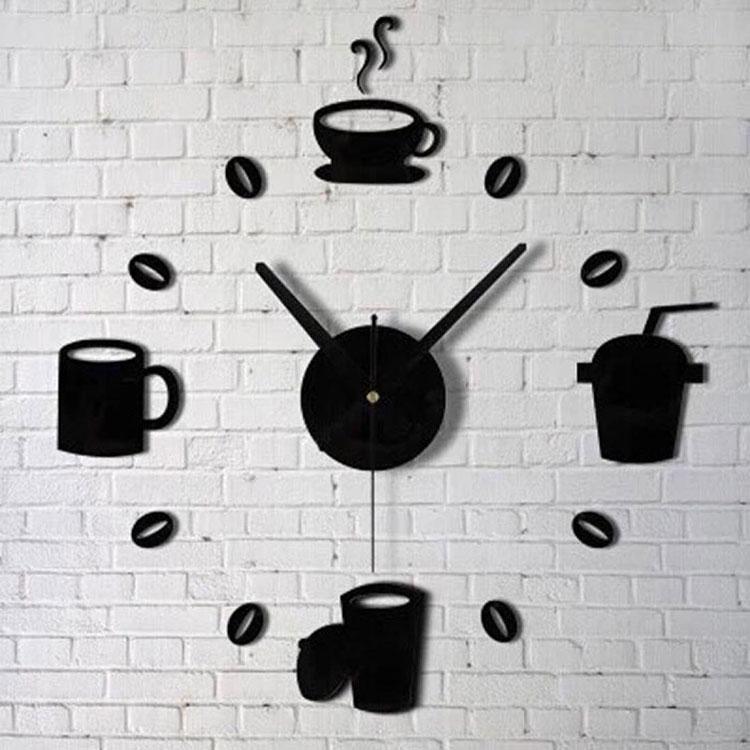 Orologi da parete per cucine moderne