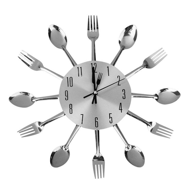 Orologio da cucina dal design moderno n.02