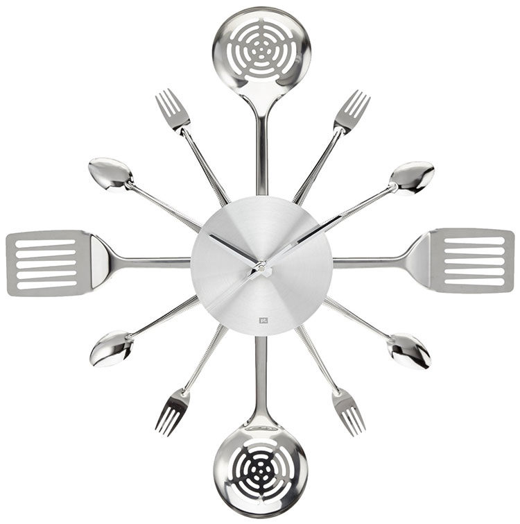 Orologio da cucina dal design moderno n.04
