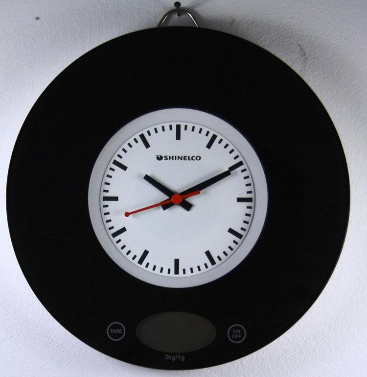 Orologio da cucina dal design moderno n.12