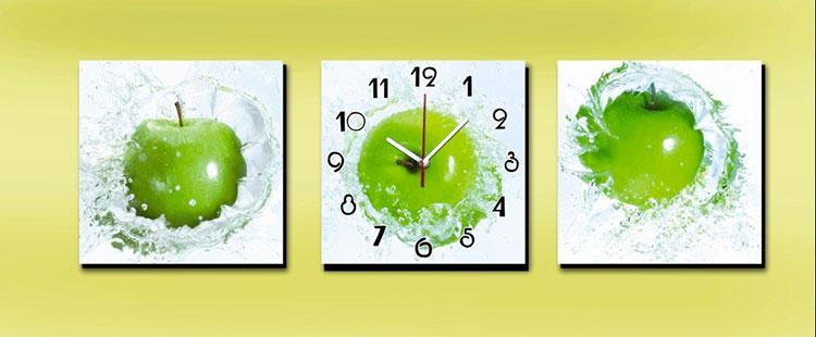 Orologio da cucina dal design moderno n.13