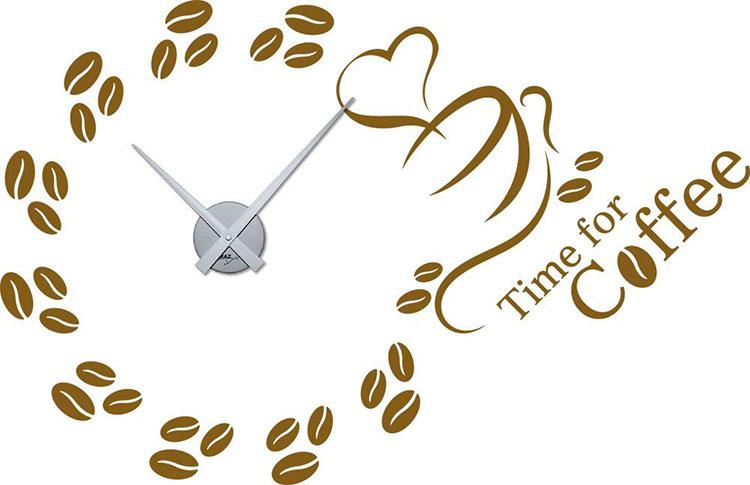 Orologio da cucina dal design moderno n.18