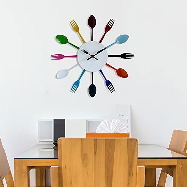 Orologio da cucina dal design moderno n.19