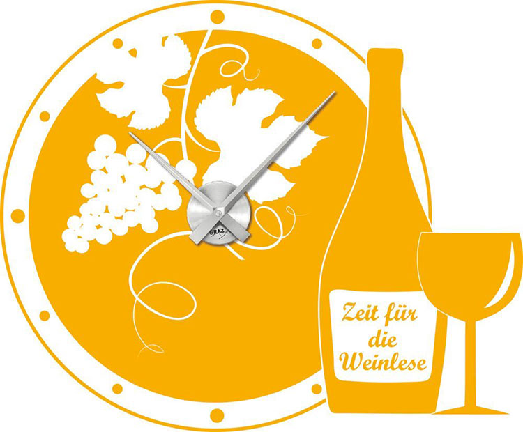Orologio da cucina dal design moderno n.23