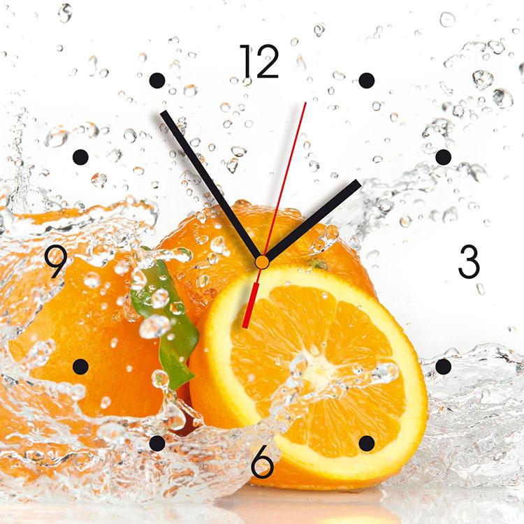 Orologio da cucina dal design moderno n.24