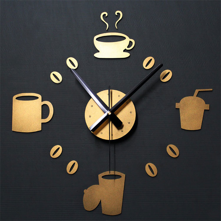 Orologi Cucina Design Moderno : Bellissimi orologi da cucina dal design moderno