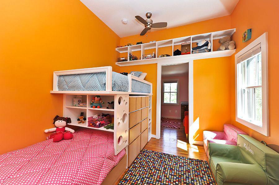 Ripiani e mensole particolari per la cameretta dei bambini n.17