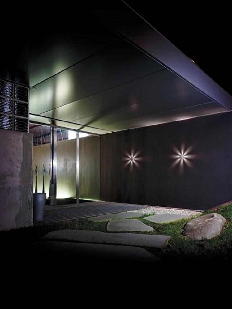 Applique da esterno dal design moderno n.11