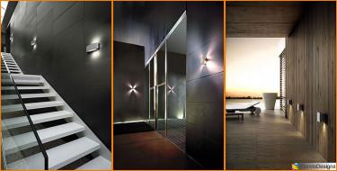 25 Modelli di Applique da Esterno a LED dal Design Moderno