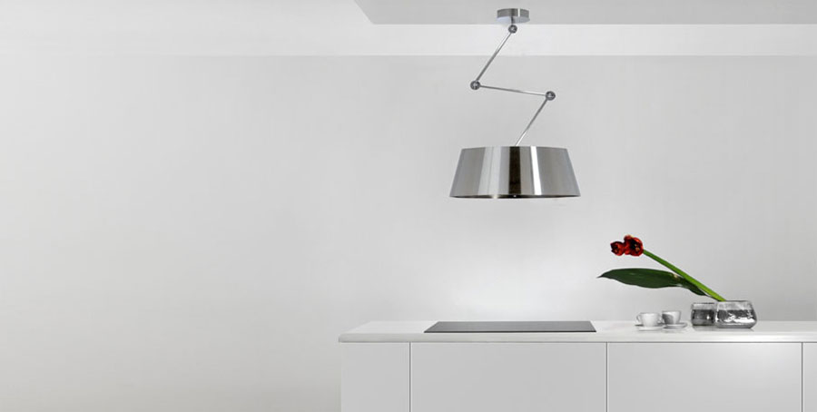 Cappe per Cucine con Isola dal Design Originale | MondoDesign.it